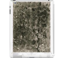 Massachusetts  USGS Historical Topo Map MA Sterling 351342 1975 25000 iPad Case/Skin