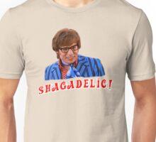Austin Powers - Shagadelic! Unisex T-Shirt