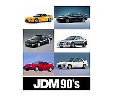 JDM 1990 Photographic Print