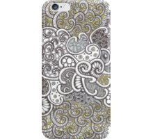 Silver Tree iPhone Case/Skin