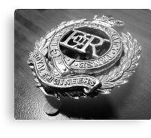 Royal Engineers Metal Print