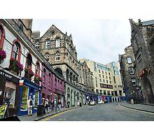 Bow Street Photographic Print