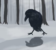 Foreign Raven by Brandon S.
