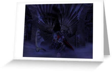 Dark Angel by DanzigRazor