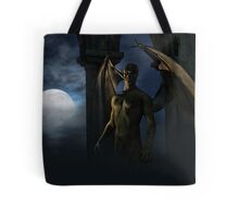 He waits Tote Bag