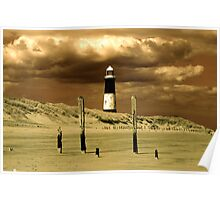 Storm Tower - Spurn Point Poster