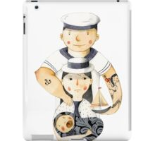 Family Portrait I iPad Case/Skin