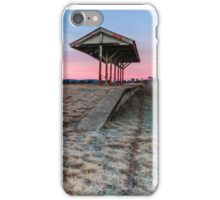 Dead End Dawn - Wallangarra Qld Australia iPhone Case/Skin