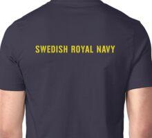 SWEDISH ROYAL NAVY Unisex T-Shirt