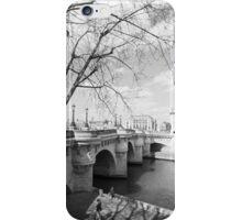 Le Pont Neuf iPhone Case/Skin