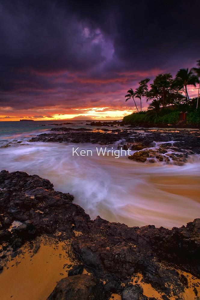 Pa'ako storm foam by Ken Wright
