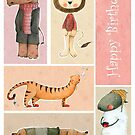 Happy Birthday by Judith Loske
