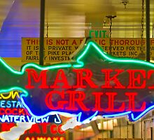 Market Neon by lincolngraham