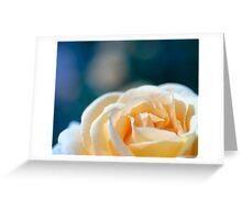 Peach Memories Greeting Card