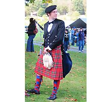 The Celtic Style Photographic Print