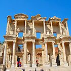 Celsus Library, Ephesus by inglesina