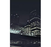 Night Time London Photographic Print