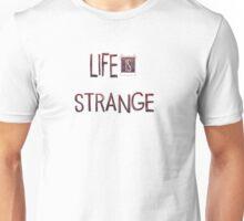 Life is Strange Logo 2 Unisex T-Shirt