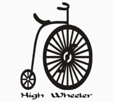 High Wheeler by Dennis Burlingham