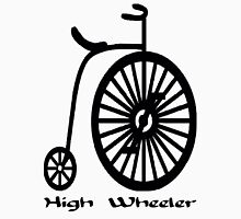 High Wheeler Unisex T-Shirt