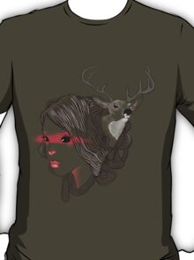 deer girl T-Shirt