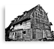 Old Poultry Farm. Nampa, Idaho Canvas Print