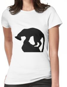 Cougar ~ On the Prowl Womens Fitted T-Shirt