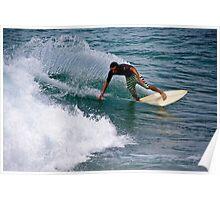 Fingal Surfer Poster