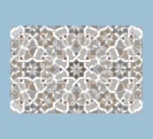 Geometric Pattern - Oriental Design Abstract 1 Baby Tee