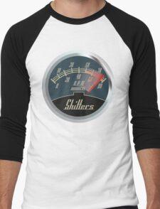 Tacho Rev Large Men's Baseball ¾ T-Shirt