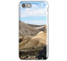 Landmannalaugar, Iceland iPhone Case/Skin