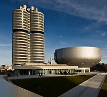 BMW Welt: Crossing Over by Kasia-D