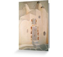 Elias house Greeting Card