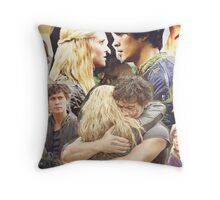 The 100 - Bellarke Throw Pillow