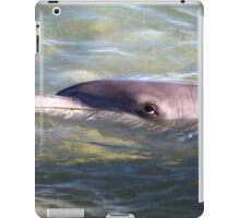 Dolphin at Monkey Mia Western Australia iPad Case/Skin
