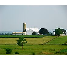 Amish Country - Intercourse, PA Photographic Print