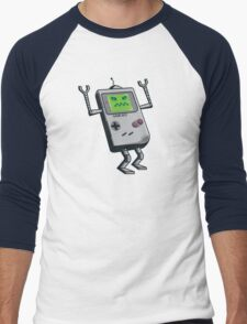 GameBot Men's Baseball ¾ T-Shirt