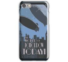 The World of Tomorrow iPhone Case/Skin