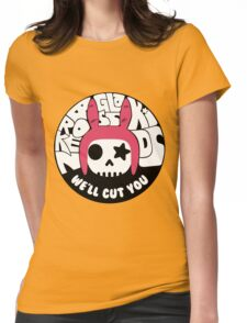 Broken Glass Kids Womens Fitted T-Shirt