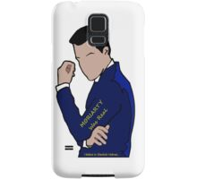 Moriarty Was Real... Samsung Galaxy Case/Skin