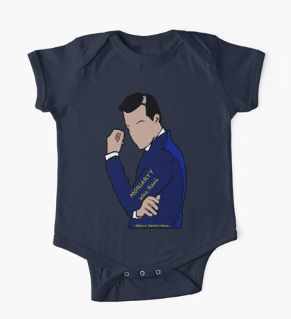 Moriarty Was Real... One Piece - Short Sleeve