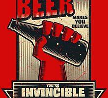 Not Invincible! by piercek26