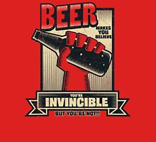 Not Invincible! Unisex T-Shirt