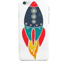 Space Rocket iPhone Case/Skin