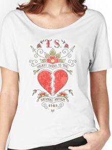 New Romantics Women's Relaxed Fit T-Shirt