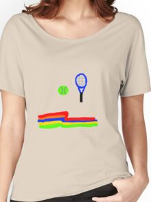 What A Racquet! Women's Relaxed Fit T-Shirt