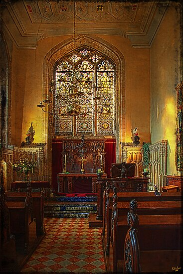 Warwick Castle Chapel by Chris Lord