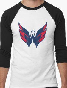 Capitals Men's Baseball ¾ T-Shirt