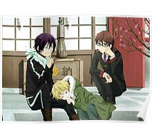Noragami Official Art Poster