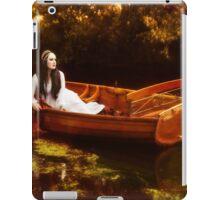 Bride on the Stour I - Twilight  iPad Case/Skin